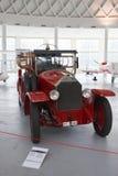 STAZIONE TERMALE C25 dell'automobile del Pumper Fotografia Stock