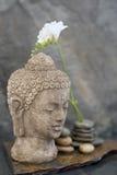 Stazione termale del Buddha Fotografie Stock Libere da Diritti