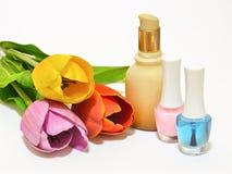 Stazione termale e aromatherapy Fotografia Stock Libera da Diritti