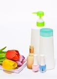 Stazione termale e aromatherapy Fotografia Stock