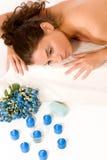 Stazione termale e massaggio Immagine Stock