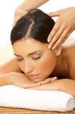 Stazione termale e massaggio Fotografia Stock Libera da Diritti