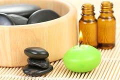 Stazione termale e wellness immagine stock libera da diritti