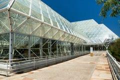 Stazione terrestre di biosfera 2 immagini stock