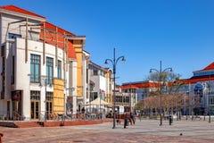 Stazione turistica Sopot Immagine Stock