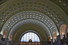 Stazione in Washington, DC del sindacato Fotografia Stock