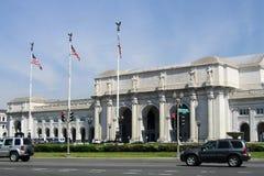 Stazione in Washington, DC del sindacato Immagini Stock Libere da Diritti
