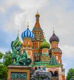 StBasil-Kathedrale Lizenzfreies Stockfoto