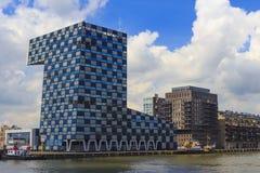 STC Collegue at Rotterdam Stock Photo