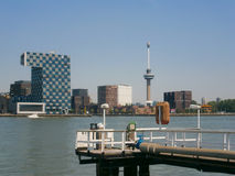 STC Rotterdam Euromast Stock Photo