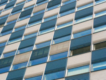 STC Rotterdam Windows Fotos de archivo