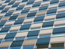 STC Rotterdam Windows Foto de archivo libre de regalías