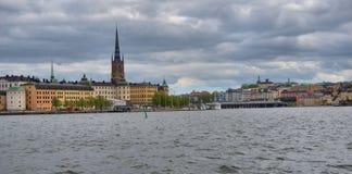 Stcokholm Svezia Fotografia Stock Libera da Diritti