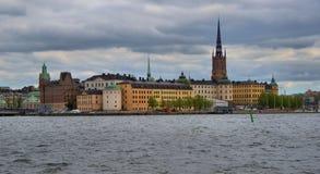 Stcokholm Svezia Fotografia Stock