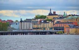 Stcokholm Svezia Fotografie Stock