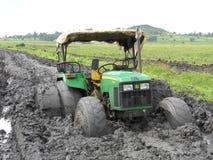 Stcuk в грязи Стоковое Фото