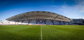 Stdium ποδοσφαίρου Στοκ εικόνες με δικαίωμα ελεύθερης χρήσης
