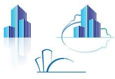 Städtische Ikonen Lizenzfreies Stockfoto
