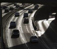 Städtischer Verkehr Lizenzfreies Stockfoto