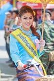 30ste de paraplufestival van verjaardagsbosang in Chiangmai-provincie van Thailand Royalty-vrije Stock Foto