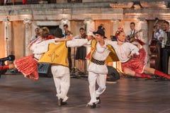 21-ste internationaal festival in Plovdiv, Bulgarije Royalty-vrije Stock Afbeelding