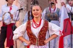 21-ste internationaal festival in Plovdiv, Bulgarije Royalty-vrije Stock Foto's