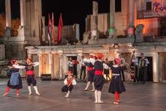 21-ste internationaal festival in Plovdiv, Bulgarije Stock Foto's