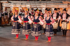 21-ste internationaal festival in Plovdiv, Bulgarije Royalty-vrije Stock Foto