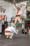 21-ste internationaal festival in Plovdiv, Bulgarije Stock Afbeeldingen