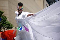 33ste Jaarlijks Pride Parade van Toronto Royalty-vrije Stock Afbeeldingen