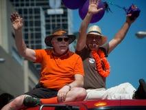 33ste Jaarlijks Pride Parade van Toronto Stock Foto