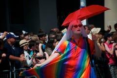33ste Jaarlijks Pride Parade van Toronto Stock Afbeelding