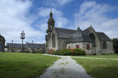 Ste-Marie-du-Menez-Hom (Brittany) Royalty Free Stock Photography