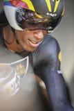 102ste Ronde van Frankrijk - Tijdproef - Eerste Stadium Royalty-vrije Stock Fotografie