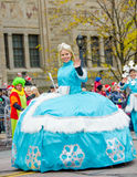 109ste Santa Claus Parade in Toronto Royalty-vrije Stock Foto