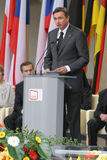 20ste Verjaardag van de instorting van Communisme in Midden-Europa Royalty-vrije Stock Foto