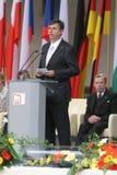 20ste Verjaardag van de instorting van Communisme in Midden-Europa Stock Fotografie