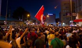 20ste verjaardag van de Sivas-slachting Stock Afbeelding