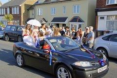 118ste Whitstable Carnaval Stock Fotografie