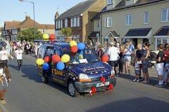 118ste Whitstable Carnaval Royalty-vrije Stock Fotografie