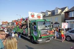 118ste Whitstable Carnaval Royalty-vrije Stock Afbeelding