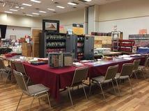 30ste Zegel Jaarlijkse Tentoonstelling & Bourse in Wijnstok TX Royalty-vrije Stock Foto's