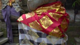 Steadicam που πυροβολείται του Puri Saren Royal Palace, Ubud πρεσών φιλμ μικρού μήκους