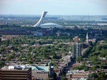 Steadium di Montreal fotografia stock