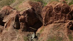 Natural soil formations