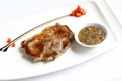 Steakï-¼ ˆBeefSteakï ¼ ‰ Lizenzfreie Stockfotos