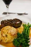 Steak lizenzfreies stockfoto