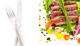 steak Royaltyfria Foton