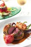 Steak. Stock image of steak dinner Stock Photography
