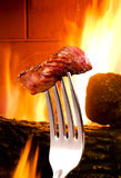 Steak. Stock Photography